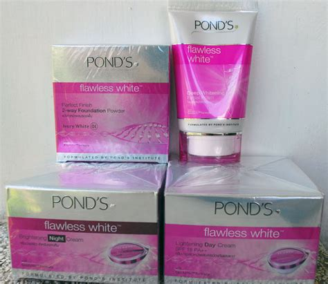 Serum Ponds Flowles White easter giveaway pond s flawless white travel