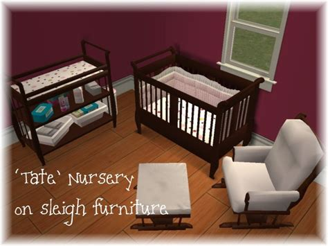 mod the sims tate nursery