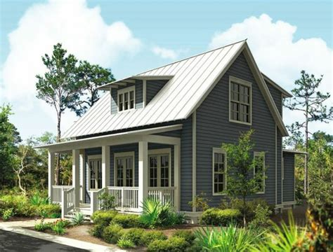 elderberry cozy cabin home plan 055d 0069 house plans and more cottage house plans with metal roof