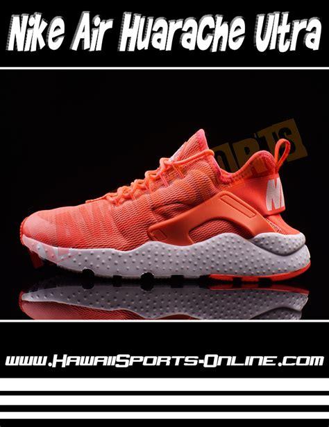 Sepatu Nike Huarace 02 toko olahraga hawaii sports sepatu lari original nike s air huarache ultra bright mango