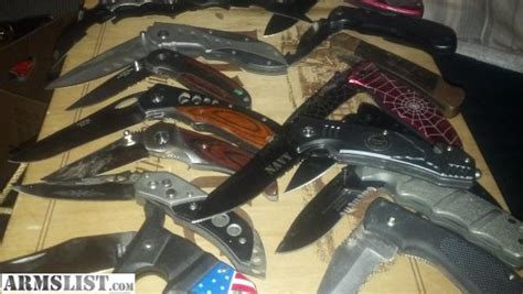 all types of knives armslist for sale trade all types of knives pocket