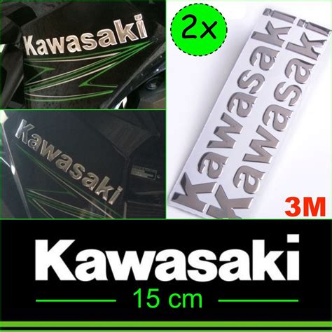 Decal Stiker 250r Green 2018 kawasaki stickers and decals kamos sticker