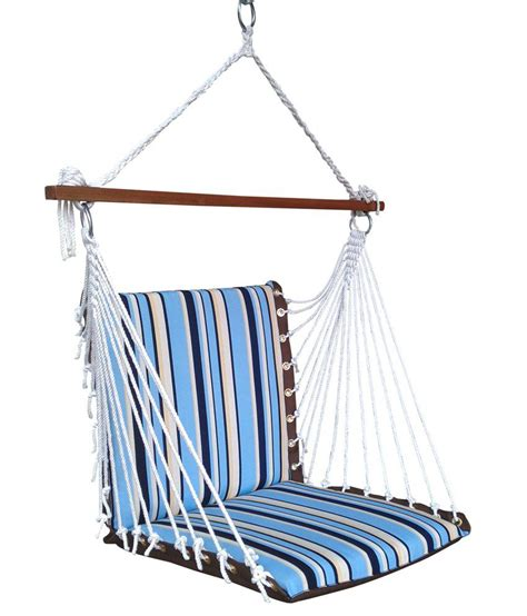 one seater swing oaknoak one seater swing in tri colour best price in india