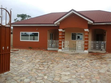 three bedroom houses 3 bedroom house self compound at dzorwulo accra