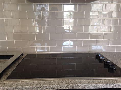 gray glass tile kitchen backsplash grey subway tile backsplash new house subway tile backsplash subway tiles and