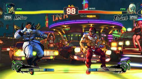 Ps4 Fighter V We53 ultra fighter iv ps4 review new looks same usgamer