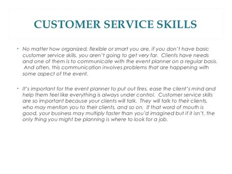 beautiful customer service skills exles resume