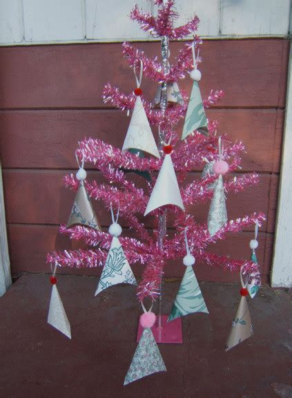 christmas tree ornament gift box 183 how to make a paper box