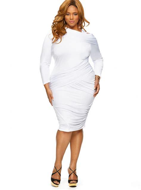 cute white plus size party dresses white plus size party