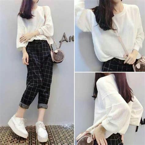 Baju Dan Celana Bulu Tangkis Setelan Baju Dan Celana Wanita Dewasa Unik Model Terbaru