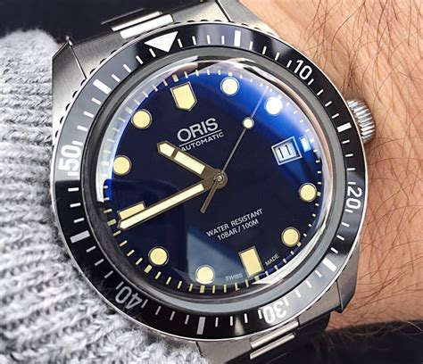 oris divers sixty five review watchreviewblog