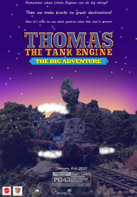thomas  tank engine  big adventure fanon wiki