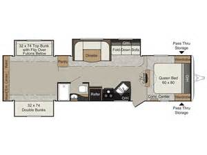 passport rv floor plans 2015 passport grand touring 3290bh floor plan