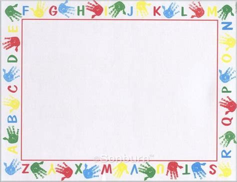 appreciation letter borders school clip borders paper border designs free