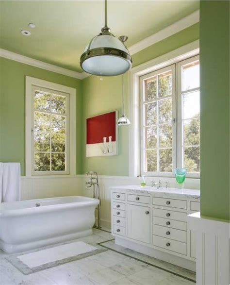 bathroom ideas green and white 71 cool green bathroom design ideas digsdigs