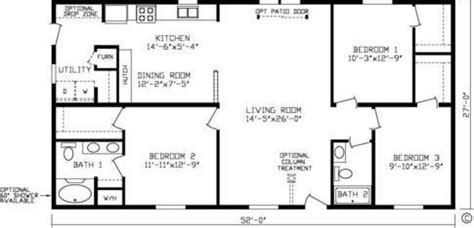 lovely fleetwood mobile home floor plans new home plans