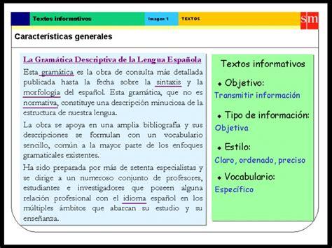 imagenes de textos libres textos informativos