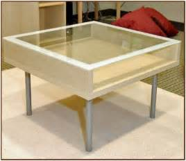ikea coffee table with glass top glass top coffee table ideas for coffee lovers