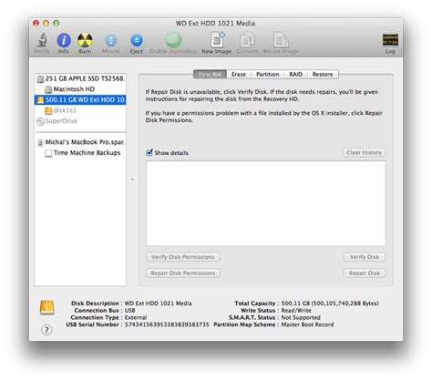 layout creator osx boot mac os x from external storage
