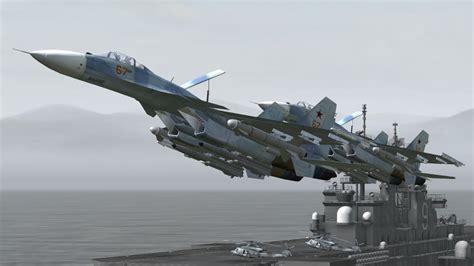 33 A D sukhoi su33 flanker d planes armaholic