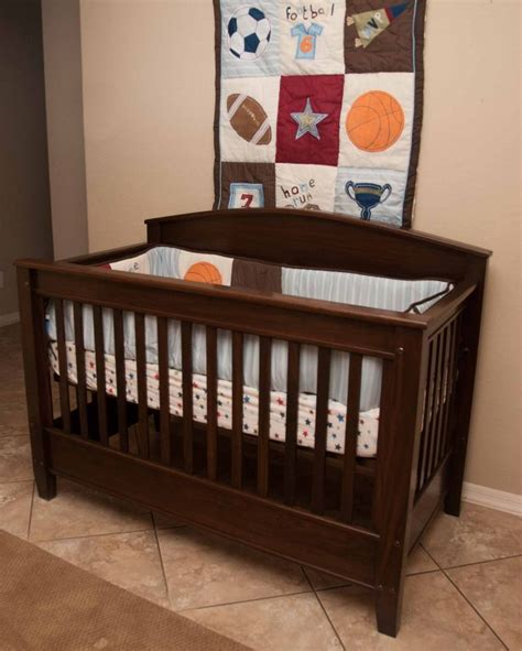 3 in 1 crib woodworking plans 3 in 1 crib project woodworking project picture photo