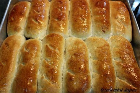 membuat roti chicken floss intai dapur roti gulung floss ayam