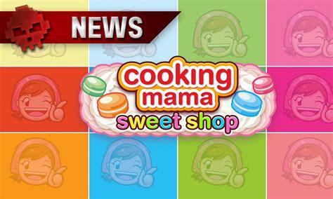 3ds Cooking Sweet Shop Asia cooking sweet shop faire de bons petits plats sur 3ds