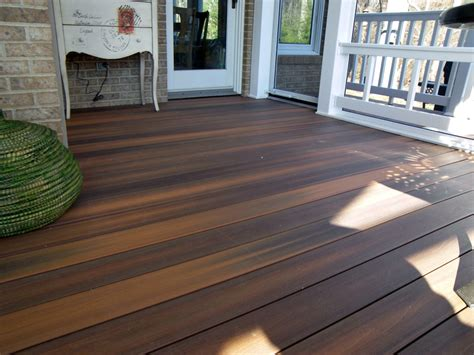Screen Porch Flooring by Deck Flooring Gallery Hnh Deck And Porch Llc 443 324 5217