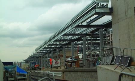 stratford dlr station, east london | projects | broxap