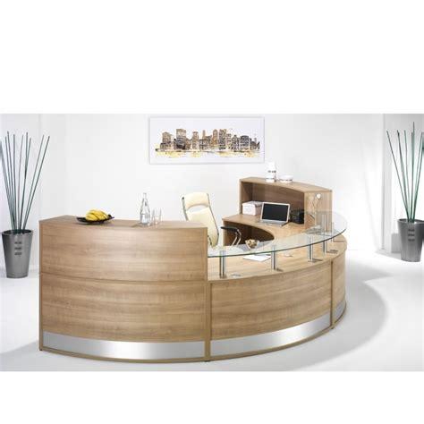 semi circle office desks environmentally friendly and
