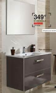 meubles salle de bain lapeyre