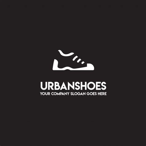 free logo design urban shoe marks vectors photos and psd files free download