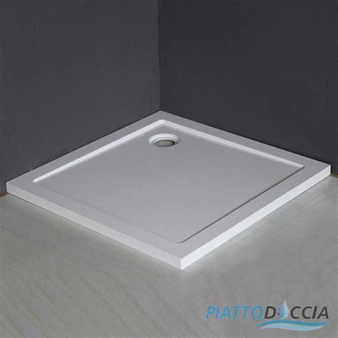 piatto doccia sottile piatto doccia bagno smc filo pavimento quadrato angolare