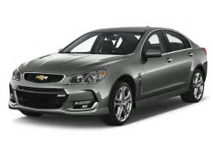 detroit to daytona in a 2016 chevrolet ss automobile
