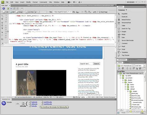 layout photoshop dreamweaver dreamweaver cs5 portable espa 241 ol 32 64bits