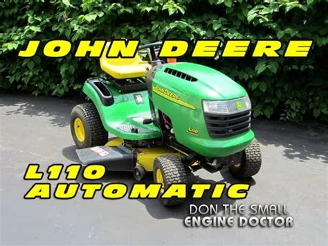 John Deere 110 Restoration How To Save Money And Do It