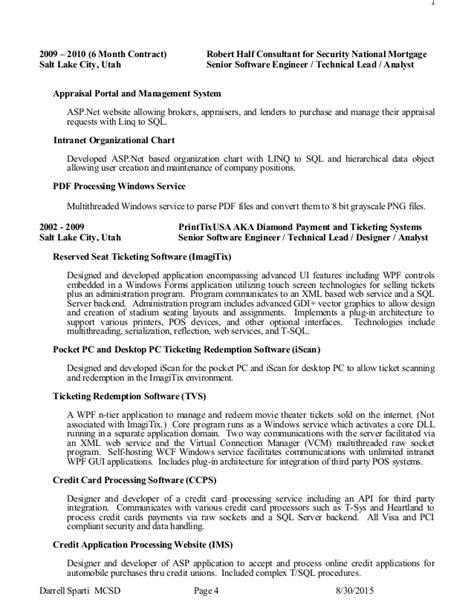 robert half resume resume ideas