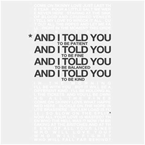 best bon iver song birdy quotes quotesgram