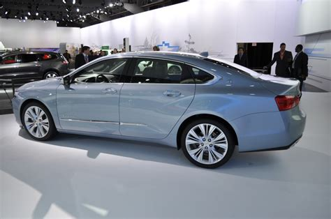 2014 chevrolet impala 2ltz review