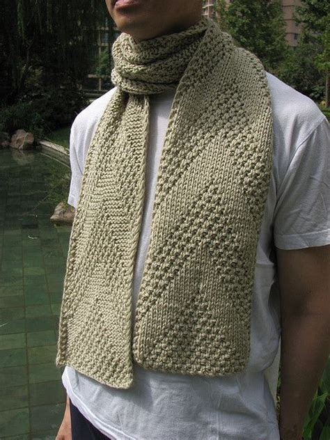 knitting pattern guy 1000 images about scarf on pinterest man scarf