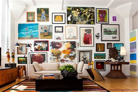 how to hang your pictures coach house art art walls show your personality sabor latino designs