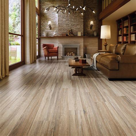 decor tiles and floors navarro beige wood plank porcelain tile wood planks