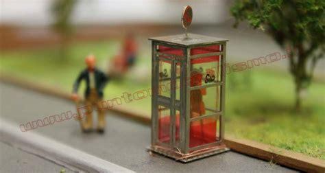 cabine telefoniche sip punto modellismo prodotto cabina telefonica italiana