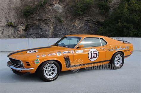 Ford Mustang 'Parnelli Jones Tribute' Fastback (RHD