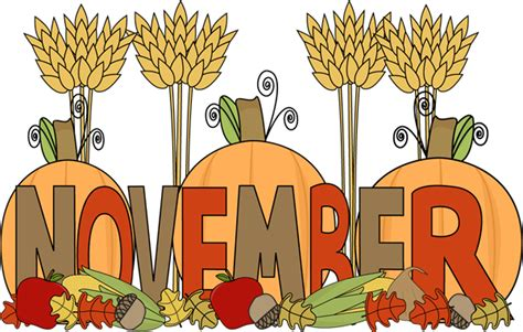 november images november clip november images month of november