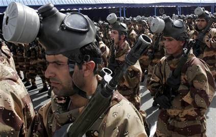 Mahmoud Ahmadinejad iran s army day