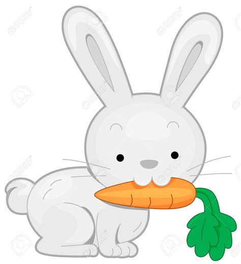 bunny clipart rabbit clipart rabbit carrot pencil and in color rabbit