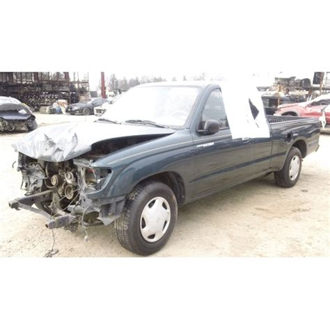 1998 Toyota Tacoma Parts Used 1998 Toyota Tacoma Parts Car Green With Brown