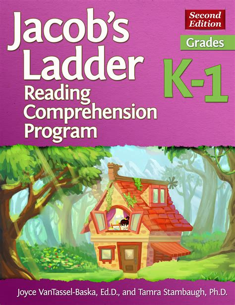 jacob s ladder reading comprehension program grades 6 7 2nd ed books to the elementary classroom newsouth books