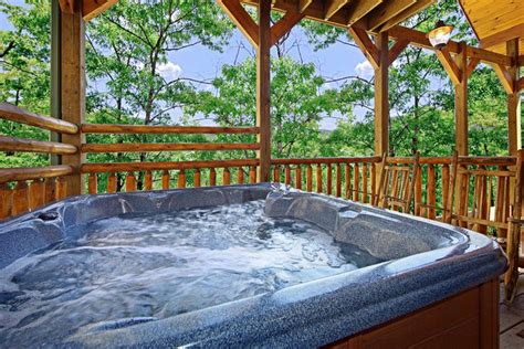 Kentucky Cabin Rentals Tub by Theater Cabin Rental Secluded Cabin In Pigeon Forge